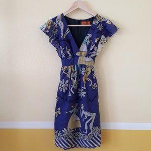 Voom Joy Han Vintage Dress
